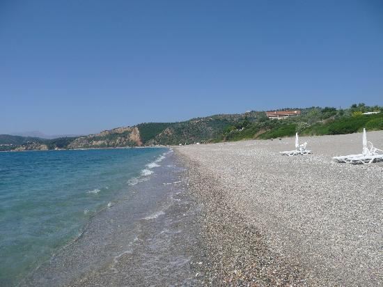 Gytheio, Grèce : beach