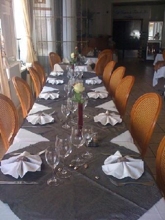Hotel-Restaurant Windsor: sala espetacular