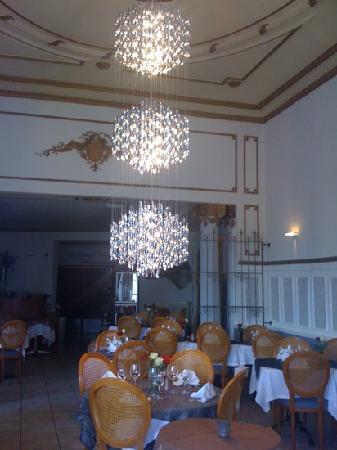 Hotel-Restaurant Windsor: sala esbelta
