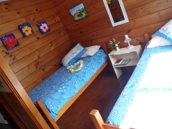 Atiu Homestay: My Room