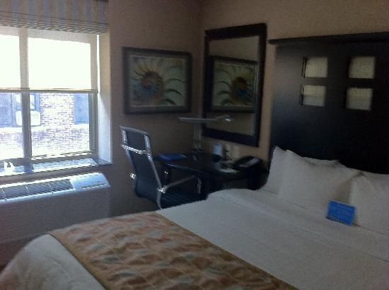 Fairfield Inn & Suites New York Manhattan/Chelsea: Room 1401