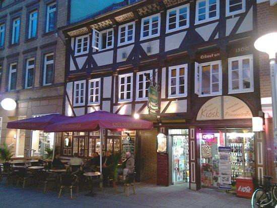 Zum szultenburger g ttingen restaurant bewertungen for Familienhotel gottingen