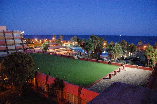 Islantilla, Spain: La piscina.