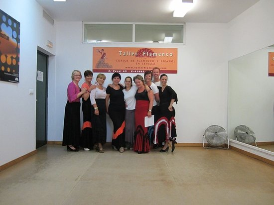 Taller Flamenco : The Dutch flamenco dancers