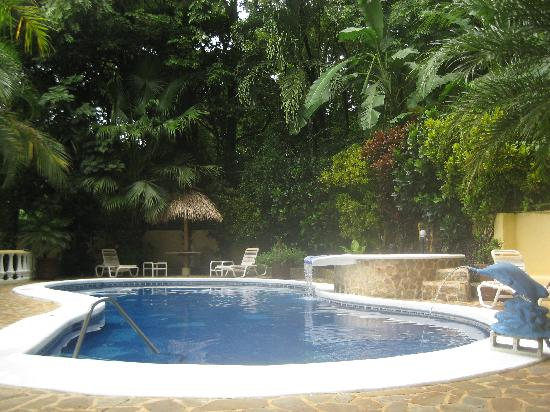 Hotel Villa Romantica: Pool Area