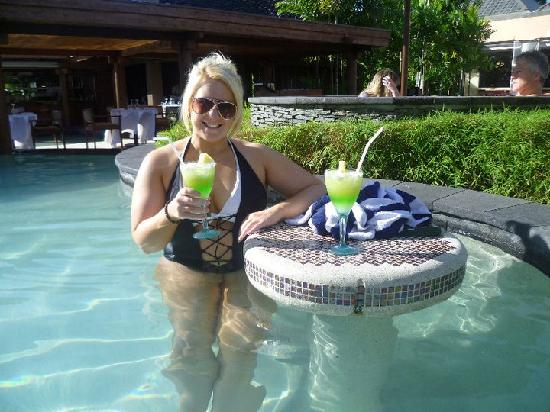 Phenomenal Bar Stools In The Pool Picture Of Sheraton Fiji Resort Gmtry Best Dining Table And Chair Ideas Images Gmtryco