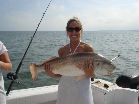 mahi picture of outcast sport fishing hilton head ForOutcast Sport Fishing