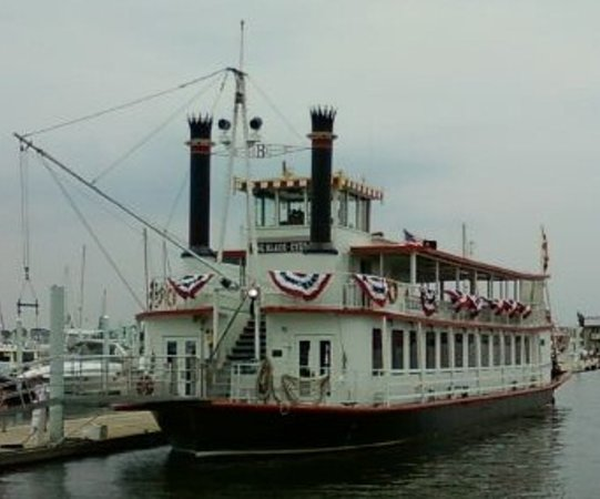 Dinner Mystery On A Paddleboat Review Of The Black Eyed Susan Havre De Grace Md Tripadvisor