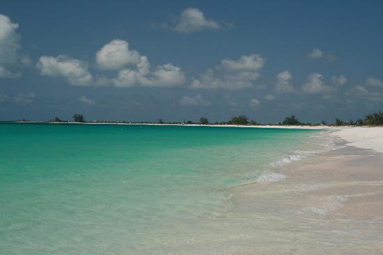 The Meridian Club Turks & Caicos : Amazing beach