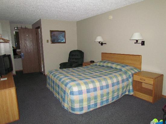 Old Town Inn: Bedroom