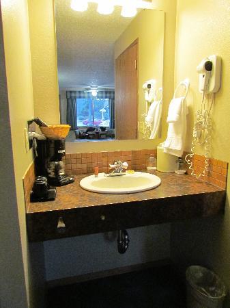 Old Town Inn: Sink