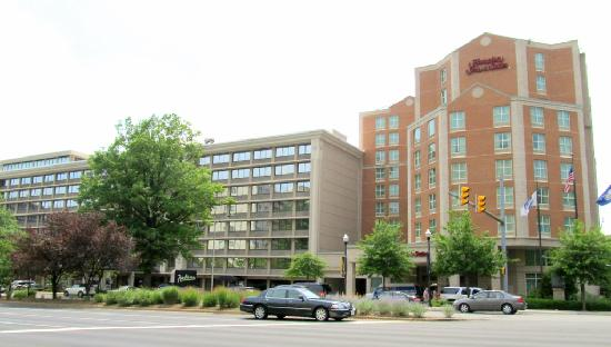 Picture Of Hilton Garden Inn Reagan National Airport Hotel Arlington Tripadvisor