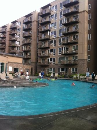 WorldMark by Wyndham Seaside: pool
