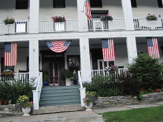 The American Hotel : American Hotel