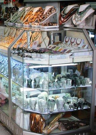 缅甸昂山市场