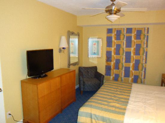 Wyndham Ocean Walk: bedroom