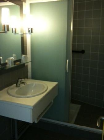 Anglet, Francia: salle de bain.