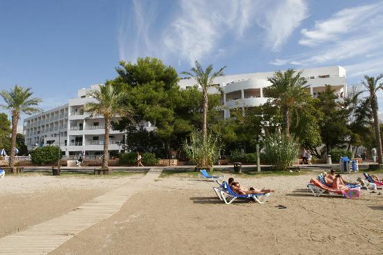 Ses Savines Hotel: HOTEL SES SAVINES PLAYA