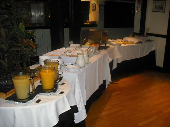 The Surrey Hotel: Breakfast