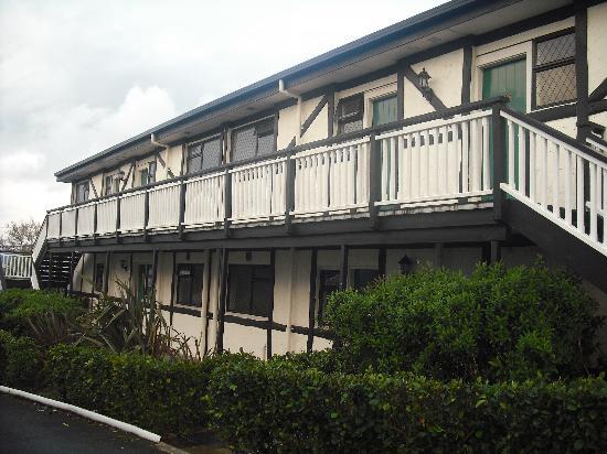 The Surrey Hotel: Apartment block