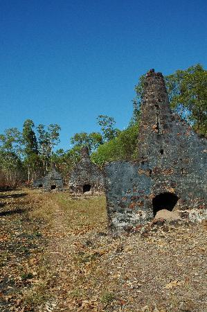 Garig Gunak Barlu National Park, Australia: Victoria settlement