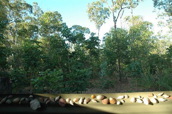 Garig Gunak Barlu National Park, Australia: View from the Loo
