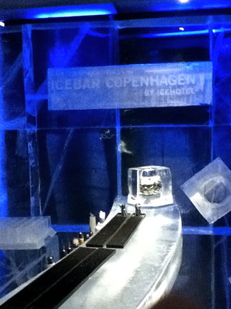 Absolut Ice Bar Copenhagen