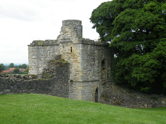 ‪Pickering Castle‬