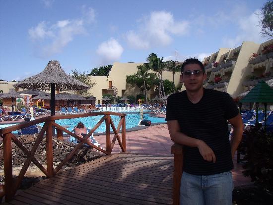 Sol Jandia Mar Apartamentos : piscina