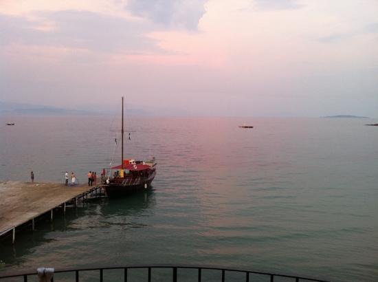 Дассия, Греция: sea view room