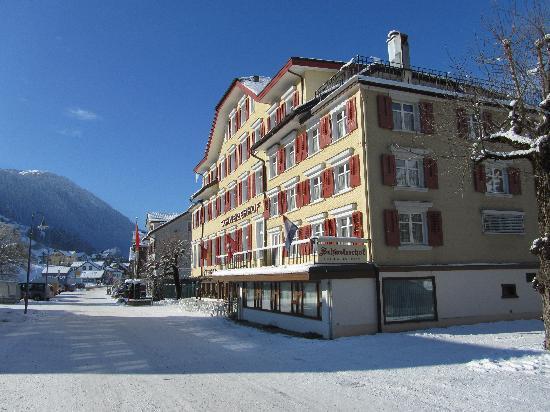 Hotel Schweizerhof: Schweizerhof /Winter