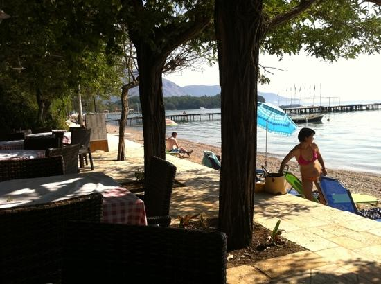 Дассия, Греция: dassia hotel restaurant