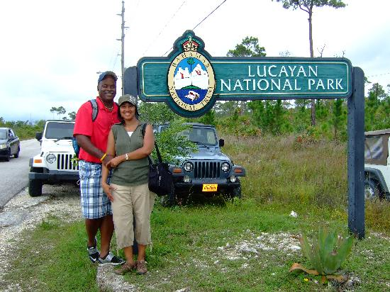Pelican Bay at Lucaya: Our Day outting