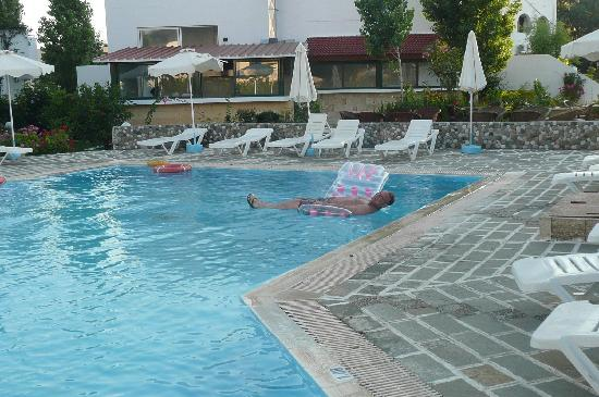 Bel Mare Hotel: The pool