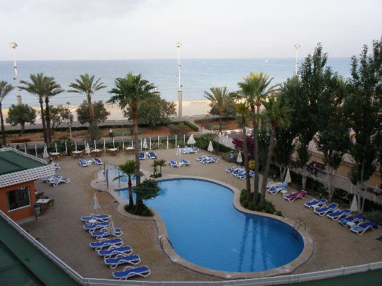HSM Golden Playa: VISTA DESDE LA HABITACIÓN