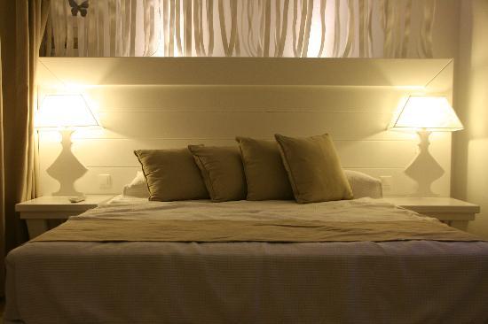 Casa Florina: Komfortables Bett