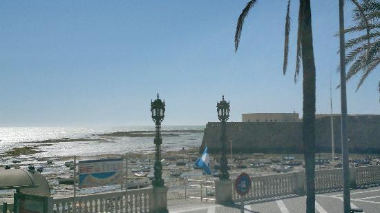 City Sightseeing Cadiz: spiaggia