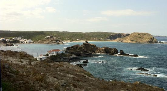 View of Mesquida from Cap Roig