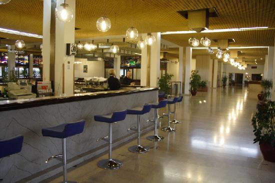 Hotel Zagreb: enter