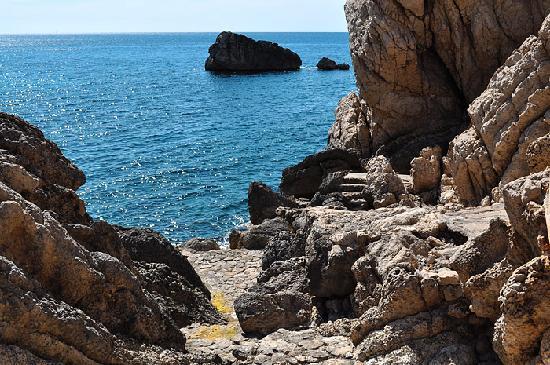 Hotel Village Ibiza : Hotel bay