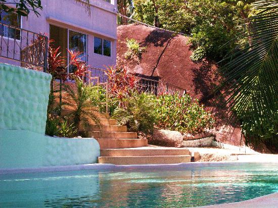 Baan Bon Kao, Koh Phangan : Swiming pool