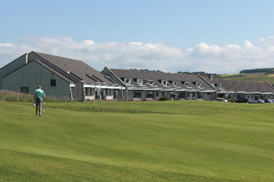 Malin Court Hotel: So close to the Turnberry Courses