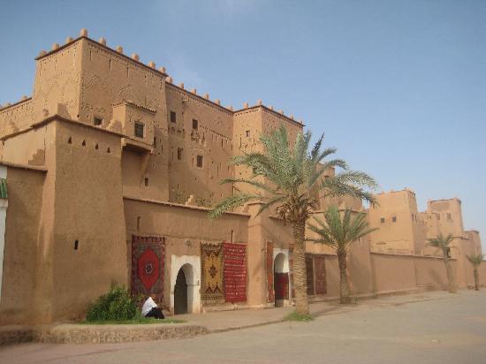 Ouarzazate, Marocco: kasbah de Taourirt