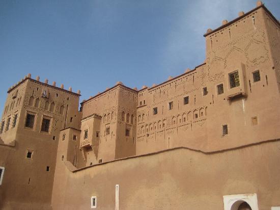Ouarzazate, Marruecos: kasbah de Taourirt