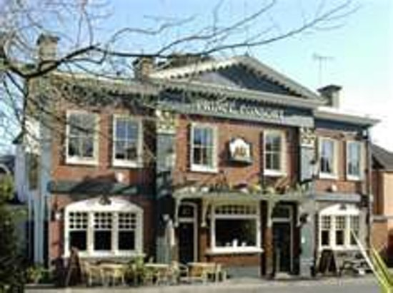 Netley, UK: Grade 2 listed Victorian pub with 7 seperate ensuite B & B  accomodation