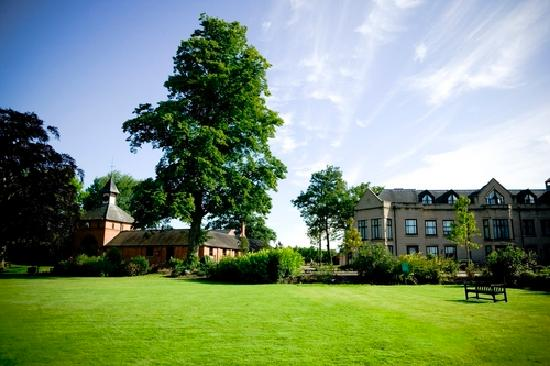 Rookery Hall Hotel & Spa: Rookery Hall external