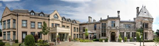 Rookery Hall Hotel & Spa: Panorama Rookery Hall