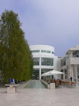 Il Getty Center: getty museum4