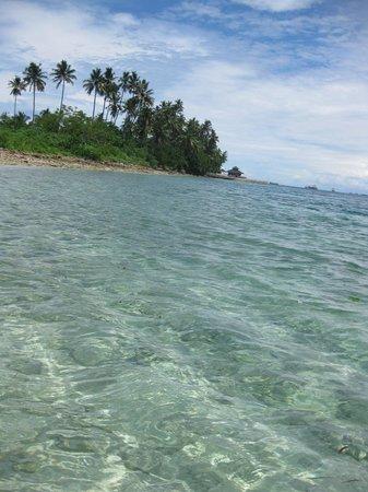 Samal Island, Filipinas: Samal's beach