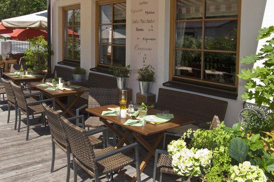"Via Pasto Pizzeria-Restaurant ""Terrasse"""